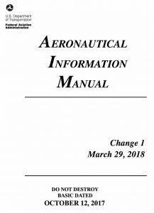 [FAA] AIM 2018.3.29