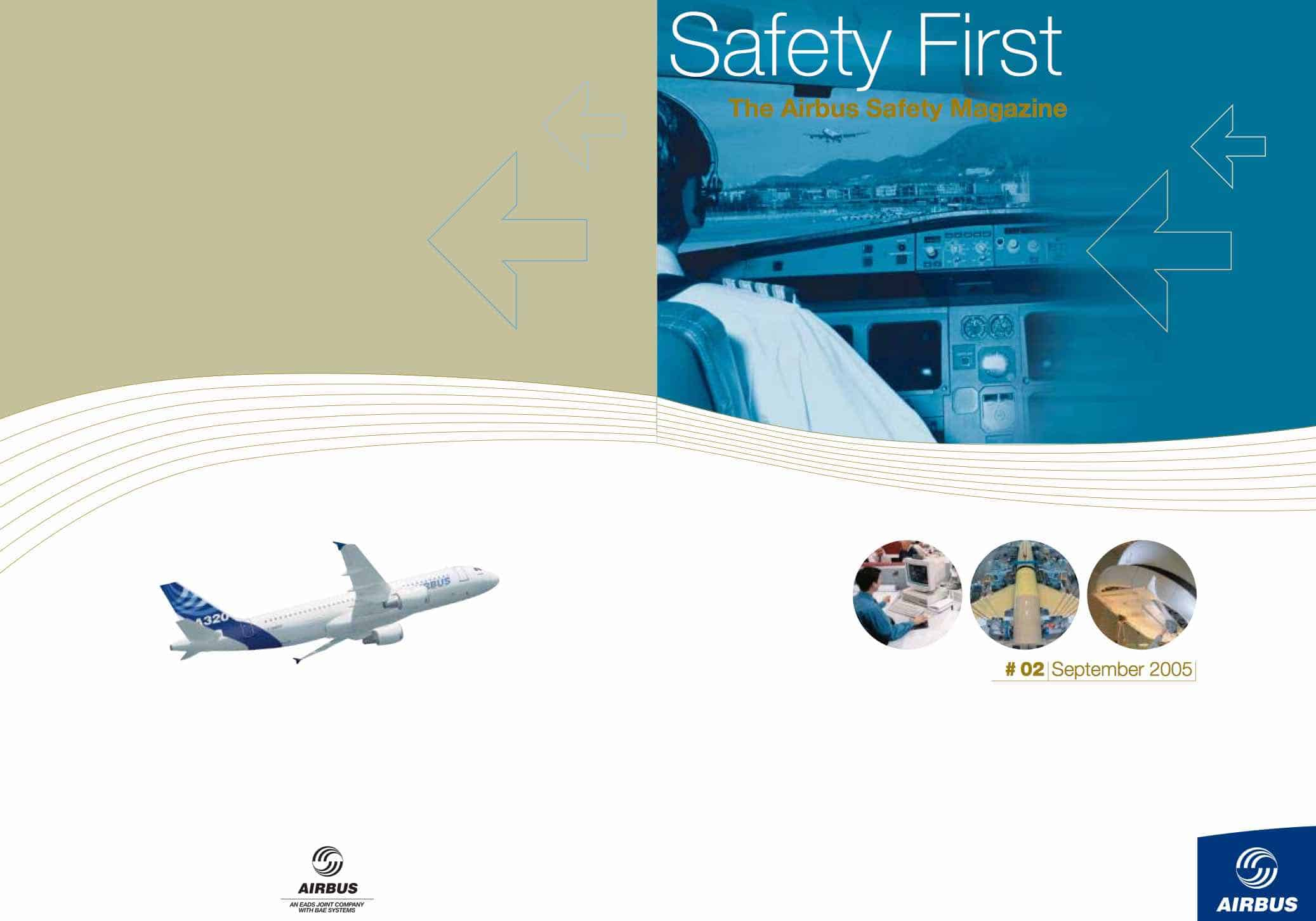 [Airbus] Safety Magazine_Safety First_02 / September 2005