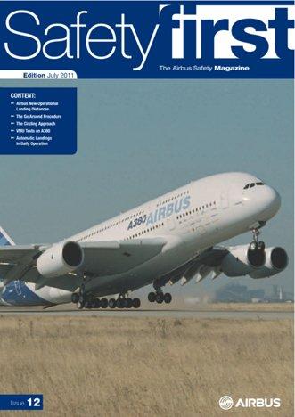 [Airbus] Safety First_08 – 12 / Jul 2011 – Jul 2009